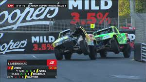 100 Stadium Super Truck 2016 Gold Coast SUPER S Race 1 YouTube