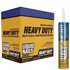 liquid nails 28 oz heavy duty construction adhesive lnp 901 the