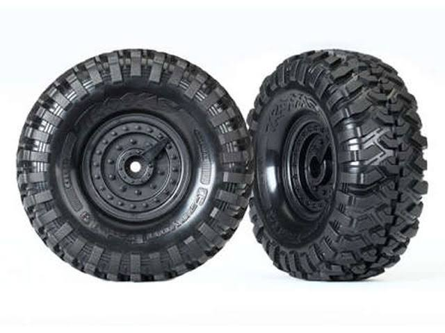 Traxxas Tactical Mounted Wheels