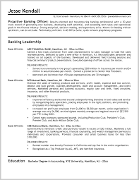 Resume Samples Banking Professionals 234767 Post A Craigslist Resumes Examples For