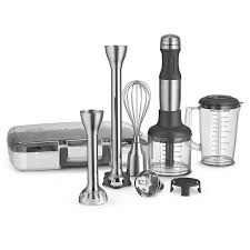 Kitchenaid K45ss Parts Diagram Unique Immersion Blender And Accessories Making Homemade