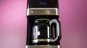 Braun BrewSense KF7150 ReviewBrauns Compact Coffee Maker Brews Excellent Drip At A Budget Price