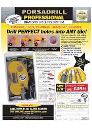 Drilling Through Porcelain Tile And Concrete by How To Drill A Hole Into A Porcelain Tile With 365 Drills