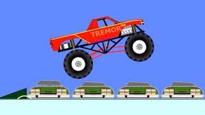 100 Truck Vs Car Monster Vs S Ultimate Destruction Phun Algodoo 49