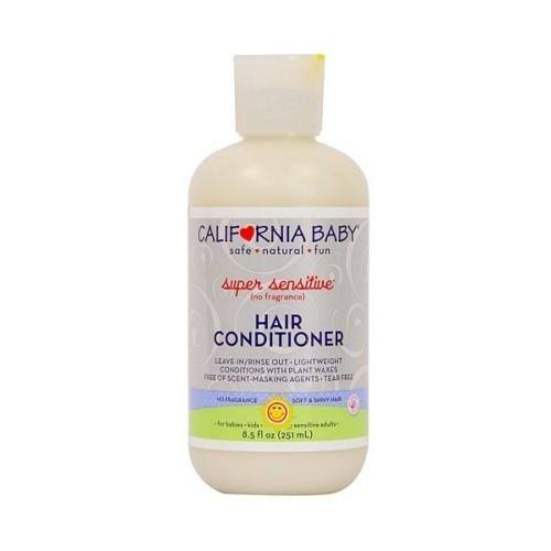 California Baby Super Sensitive Hair Conditioner - 8.5oz