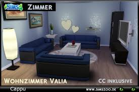 blackys sims 4 zoo valia livingroom by cappu sims 4 downloads