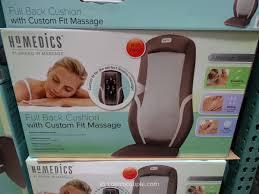 Massage Chair Pad Homedics by Homedics Shiatsu Back Massage Cushion