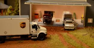 100 Ups Truck Toy No Party This Year Early Farms Week 220 Farmin LLC