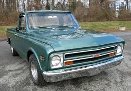 1968 Chevrolet 1/2-Ton Pickup | Connors Motorcar Company