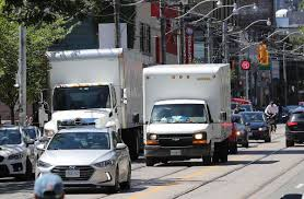 Toronto Should Redefine Its Relationship With Trucks | The Star Truck Stuck Under Bridge Blocks Roadway Abc11com Trucking Yrc Tracking Large And Bus Crash Facts 2012 Federal Motor Carrier Safety Us Army Test Could Accelerate Autonomous Driving Roadway Trucking Yrc 1truckimages Ho Scale 187 Roadway Trailer Concor Athearn 1850 New Trucks Yellow Freight Pinterest Yellowroadway Freight Fail Near Miss Youtube Express Trucking Doubles Tractor Winross Vintage Mesh Trucker Hat Snapback Etsy Volumes Rates Are Decling For At A Time When Hull Inc Flat Bed Hauling From Coast To Awards