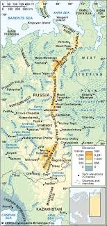 mountain ranges of europe ural mountains maps ural mountains mountain range
