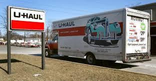 100 Uhaul 14 Truck Maine Man Spray Paints U Haul Black Doesnt Fool Police