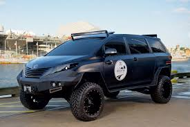 Literally Toyota Monster Trucks - The New UUV And Two Monster ...