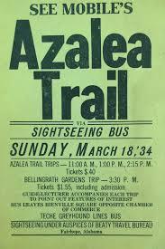 Vintage photos show the rich history of Mobile s Azalea Trail