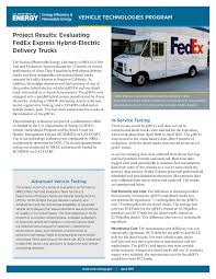 Project Results: Evaluating FedEx Express Hybrid-Electric Delivery ... 7 Smart Places To Find Food Trucks For Sale Filemodec Fedex Truck Lajpg Wikimedia Commons What Is The Opening On Back Of This For Edfbusiness Fred Smith Road Warrior Goes Live With Its Allen Township Hub The Freight Calls Us Selfdriving Regulations Box Fedex Step Vans Truck N Trailer Magazine Top 5 Largest Trucking Companies In How Legally Accept A Drug Package As Per Police And Prosecutors Delivery Stock Photos Images Alamy