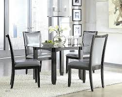 Tall Dining Room Tables White Table And Chairs Lovely Chair Black