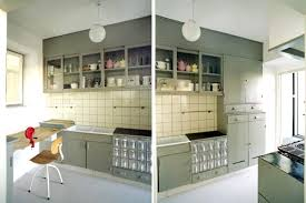 First Two Images The Exhibition Centers On Famous Frankfurt Kitchen Of 1927 One High Efficiency Spaces Designed For Home Cook