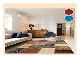 best seller mynes home kurzflor teppich bunt gro mit