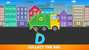 ABC Garbage Truck - Alphabet Fun Game For Preschool Toddler Kids ... Fire Truck Race Rescue Toy Car Game For Toddlers And Kids With Cartoon Lego Juniors Create Police Ll Movie Childrens Delivery Cargo Transportation Of Five Monster Truck Acvities For Preschoolers Buy A Custom Semitractor Twin Bed Frame Handcrafted Play Truck Games Youtube Play Vehicles Games Match Carfire Truckmonster Windy City Theater Video Birthday Party 7 Best Computer For Trickvilla Kid Galaxy Mega Dump Cstruction Vehicle