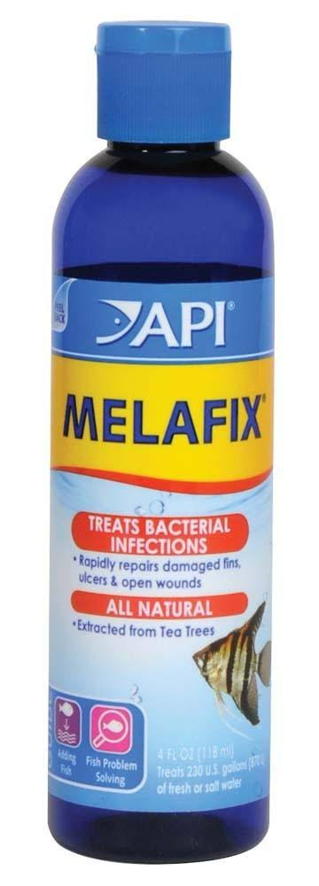 API Melafix Anti-Bacterial Fish Remedy - 118ml