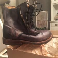 41 off bed stu shoes women s bed stu tactic boot size 9 5