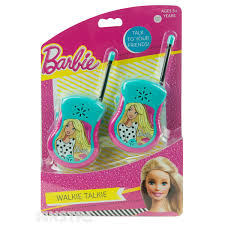 Walkie Talkie Barbie Photos Barbie Collections