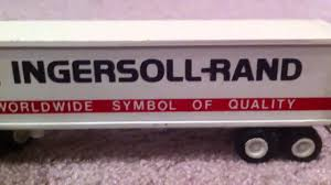 Winross Ingersoll-Rand Diecast Truck - YouTube 164th Winross Ford Truck With Twin Pup Preston Trailers Buy Service Star Tractor Trailer Winross Mib Die Cast 164 Nestle Nesquik Dicast 1886199234 And Pepsicola Historical Series 9 1 64 Ebay Inventory For Sale Hobby Collector Trucks 1985 F600 Feedlot Toy Farmin Llc Presents Farm Toys Moretm Cargo Tnt America 1982 Pepsi Free White 9000 Pepsi Pinterest My New M2 Hobbytalk Howard Johnson Thursdays Chicken