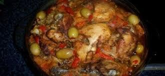 cuisiner poulet au four poulet au four à la sauce tomate recette marocaine
