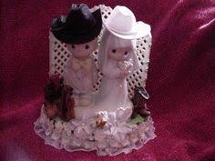 Precious Moments Country Cake Toppers