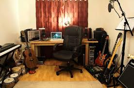 How To Start Your Home Recording Studio The 7 Essentials