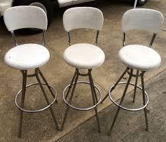 100 1960 Vintage Metal Outdoor Chairs S COSCO Hourglass Counter Stool Restoration Hepcats Haven