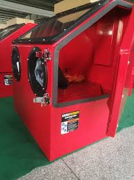 Media Blasting Cabinet Manufacturers by Sandblasting Hopper Sandblasting Hopper Suppliers And