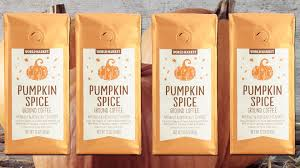 Pumpkin Spice Coffee Is Already In Stores