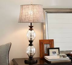 Pottery Barn Floor Lamp Assembly by Stacked Mercury Glass Table Lamp Base Pottery Barn