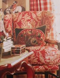 Red Country French Living Rooms by A Closer Look At Charles Faudree U0027s French Country Designs
