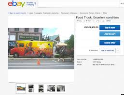 100 Service Trucks For Sale On Ebay Food Truck Failures Reveal Dark Side But Hope Shines Through HuffPost