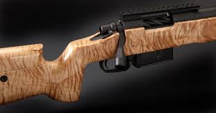 Glass Bedding A Rifle by Cody U0027s U0027glam Tactical U0027 Curly Maple Precision Field Rifle By Russo