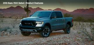 All-New 2019 Ram 1500 - Interior & Exterior Photos, Video Gallery