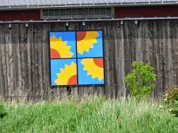 Barn Quilts, Sunflowers, Shawano County, Wisconsin | Barn Quilts ... Panes Of Art Barn Quilts Hand Painted Windows Window And The American Quilt Trail July 2010 Snapshots A Kansas Farm North Centralnorthwestern First Ogle County Pinterest 312 Best Quilts Images On Quilt Designs Things To Do Black Hawk Tour Cedar Falls Red In Winter Stock Photo Image 48561026 Lincoln Project Pattern Editorial Stock Photo Indian 648493 Gretzingerchickenlove Columbia Barn Sauk Visit Like Our Facebook