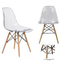 chaise dsw pas cher pas cher chaise dsw transparente