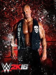 """Oh Hell Yeah! """"Stone Cold"""" Steve Austin Is Your WWE 2K16 Cover ... Kurt Angle Uses Milk Truck To Soak The Alliance Youtube Dli I C Pin By Sammy On Wwe Wrestling Wwe Wrestlers Wwf Stone Cold Steve Austin Vs Triple H No Disqualification 10 Car Loving Stars Babbletop Online World Of Qa Vince Mcmahon And Hulk Hogan Mattel Defing Moments Elite Amazon Drives Beer Has Life All Figured Out Mens Journal Beers Middle Fingers Stunners What A Time It Was When"""