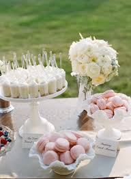 Elegant Wedding Desserts Minneapolis