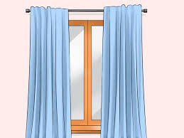 Fabrics For Curtains India by How To Measure Fabric For Curtains 11 Steps With Pictures