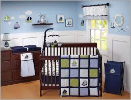 Appealing Nautical Baby Nursery Design Nursery Ideas
