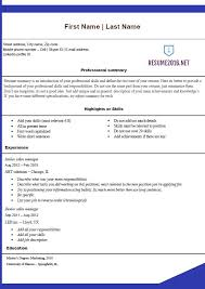 Professional Resume Examples 2017 Amazing Free Resumes Related Retail Store Of