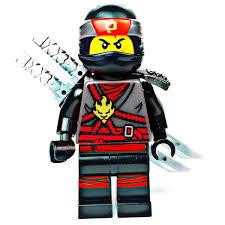 LEGO Ninjago Minifigur Zane Titanium Incl 4 GALAXYARMS Coloriage Lego Ninjago Kai