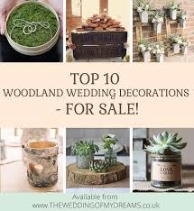 Top 10 Woodland Wedding Decorations