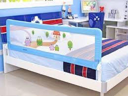 Modern Toddler Boy Bedroom With Bed Rail Functional Toddler Bed