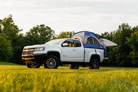2018 Chevrolet Colorado ZR2 Helps Us Test The Napier Sportz Truck 57 ...