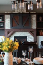 Best 25+ Barn Door Over Tv Ideas On Pinterest | Barn Door Tv ... Beautiful Built In Ertainment Center With Barn Doors To Hide Best 25 White Ideas On Pinterest Barn Wood Signs Barnwood Interior 20 Home Offices With Sliding Doors For Closets Exterior Door Hdware Screen Diy Learn How Make Your Own Sliding All I Did Was Buy A Double Closet Tables Door Old